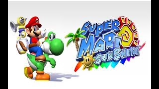 Sircit Toshikio [LIVE] Super Mario Sunshine #1 | TIME FOR A VACATION!