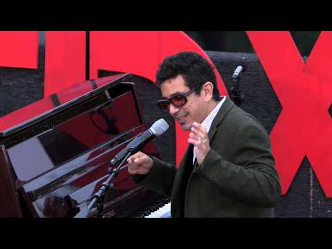 Performance : A.J. Croce at TEDxLaJolla 2014