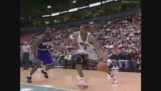 Shareef Abdur-Rahim 38 Points Vs. Bucks, 2000-01.
