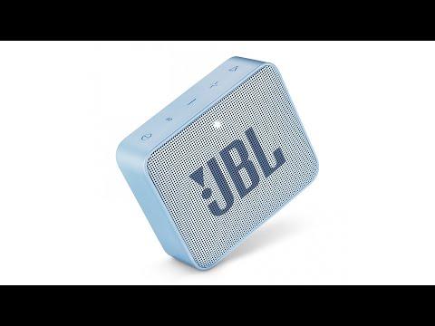 Акустична система JBL Go 2 Black (JBLGo2BLK)