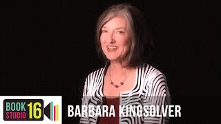 BARBARA KINGSOLVER discusses her novel, FLIGHT BEHAVIOR