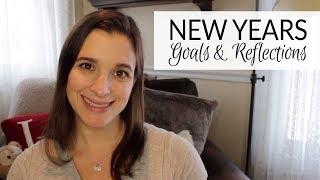 New Years Goals & Reflections | January 2018 thumbnail