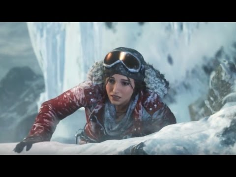 Rise of the Tomb Raider: 20 Year Celebration Official Trailer - TGS 2016