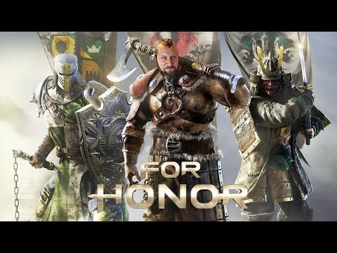 For Honor - Working on Warlord & Saltkeeper