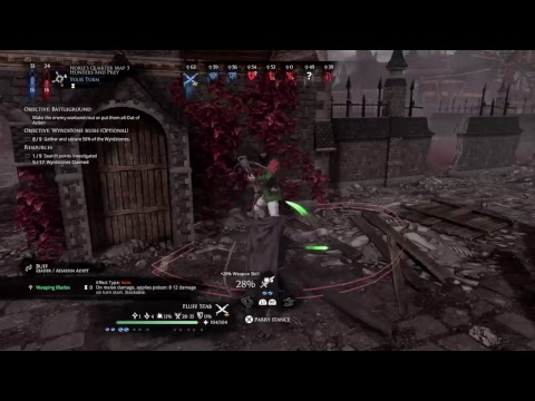 gulliman782 Plays Mordheim City of the Damned Part 1