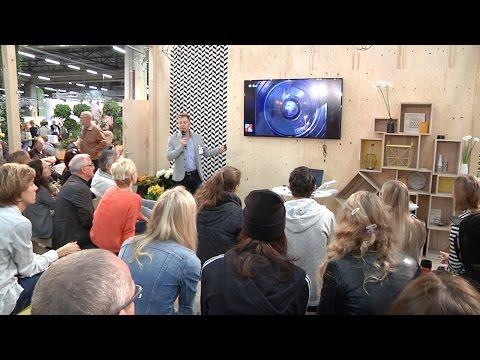 FloraHolland Trade Fair Aalsmeer 2015: Presentatie Remy Steijger
