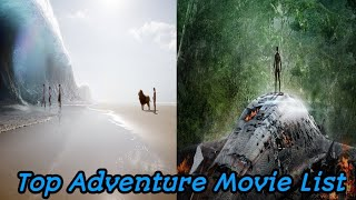 Top 10 Best Adventure Movie List In Hindi // Film Hub