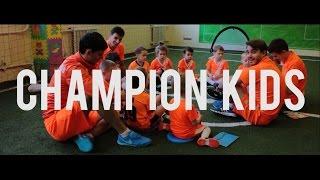 Открытый урок в Champion Kids