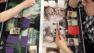 Round 3 Game 2 - NEH vs. Leela - Millennium Games Winter 2015 Netrunner League Top 8