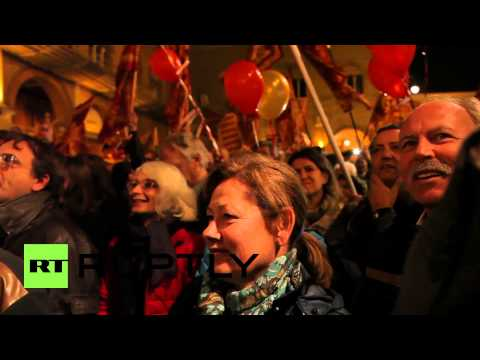 Italy: Veneto vote overwhelmingly for independence