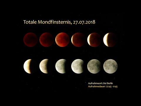 Flache Erde widerlegt: AstroTonis Mondfinsternis