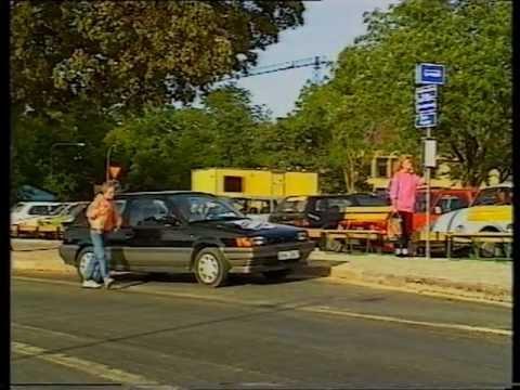 Carl-Gustaf På Villovägar - Nissan Reklam [1987]