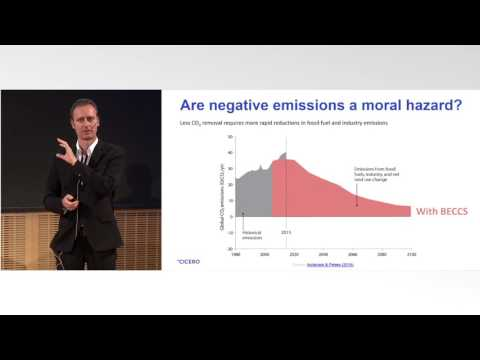 The trouble with negative emissions