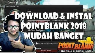 Gambar cover CARA DOWNLOAD DAN INSTAL POINT BLANK GARENA INDONESIA 2018 GAMPANG BANGET