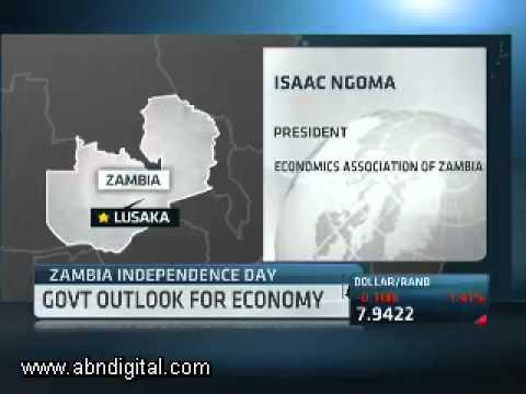 Zambia Independence and Economy with Isaac Ngoma
