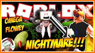 OMEGA FLOWEY (ROBLOX) - MAI ENDING NIGHTMARE!!!