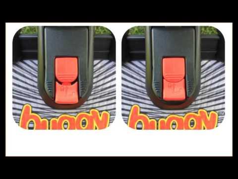 Lascal BuggyBoard Saddle Fitting Video