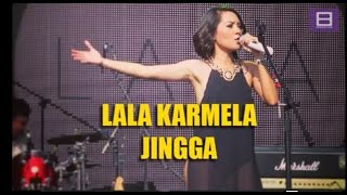 Gambar cover Lala Karmela - Jingga [Video Lirik]