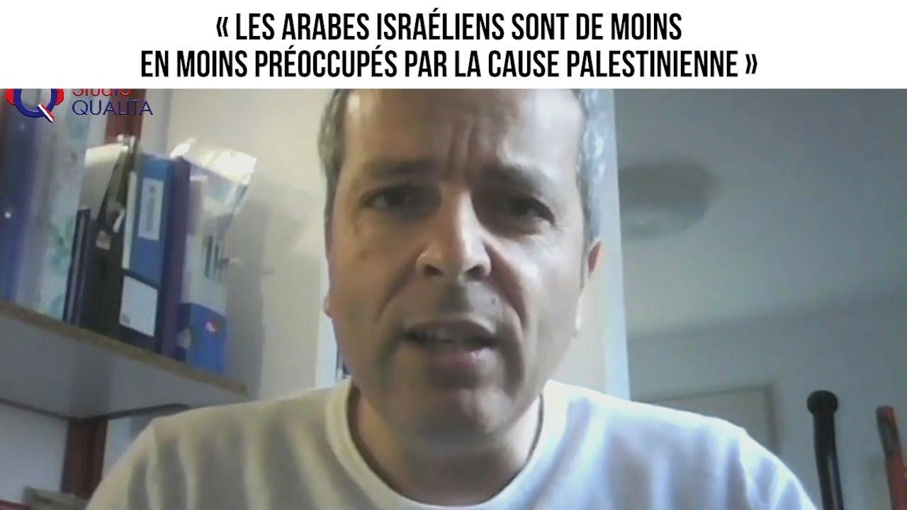 Les arabes israéliens sont de moins en moins préoccupés par la cause - L'invité du 14 janvier 2021