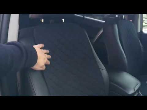 Накидки на сиденья с Алиэкспресс