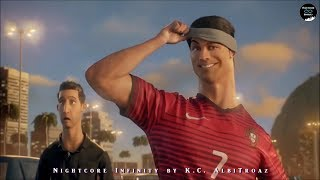 Jaxx feat. Serafina - Please Go  [ Nike Football - The Last Game ] ツ