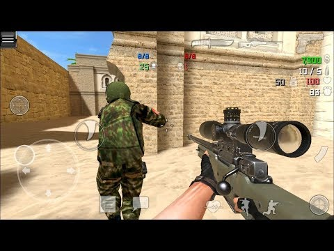 Special Forces Group 2 (by ForgeGames) - Nuke Map -  Android Gameplay [HD]