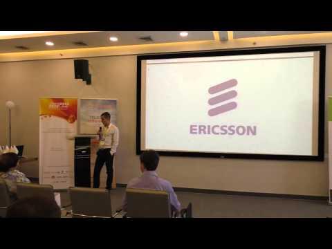 Telecom Summit «Wi-Fi calling: кожен хот-спот як мобільна БС». В. Жиляєв, Ericsson