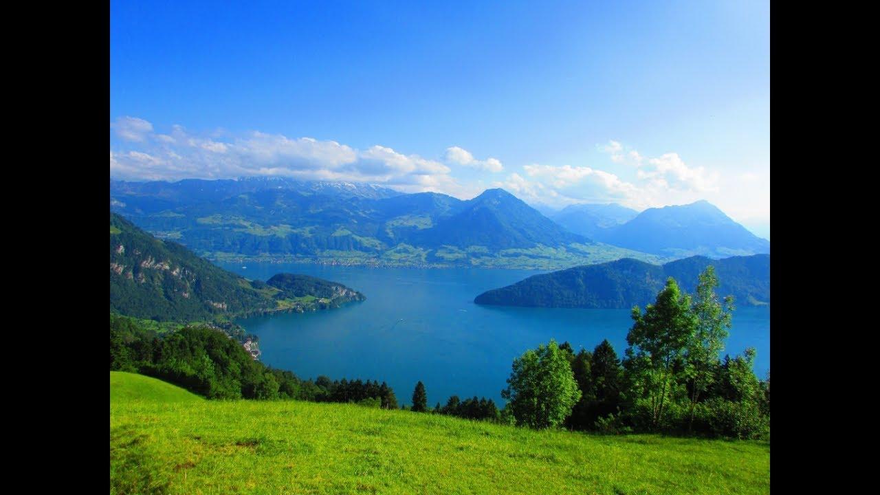 mount rigi switzerland day trip from luzern zurich youtube