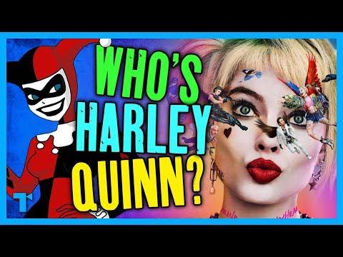 The Evolution Of Harley Quinn - Birds Of Prey