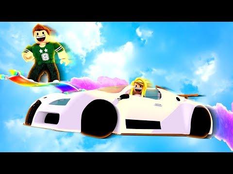 FLYING CARS IN JAIL BREAK! (ROCKET FUIL UPDATE) W/Jelly