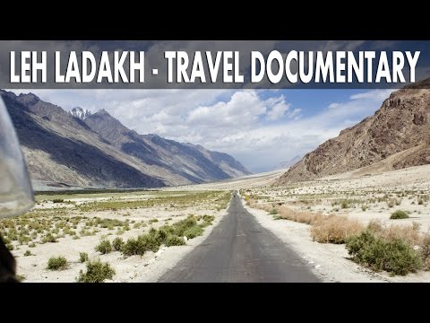 LEH LADAKH - Travel Documentary. Ladakh Nahi Dekha To Kya Dekha!