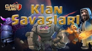 Clash of Clans | Klan Savaşları #42 - Team 1923 Vs PUSHPULL