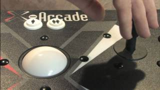 Game | Classic Game Room X ARCADE TANKSTICK review | Classic Game Room X ARCADE TANKSTICK review