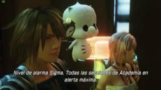 Final Fantasy XIII 2 Capitulo 21│La Academia del futuro
