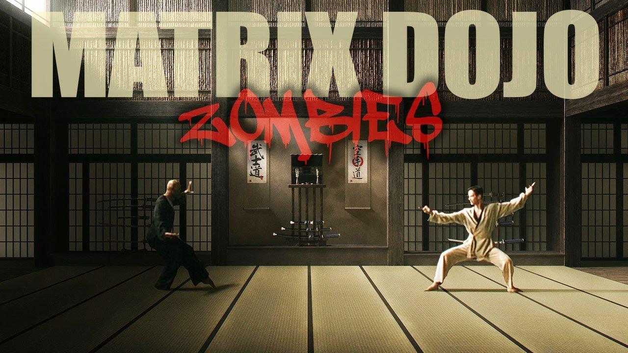 Download Call of Duty Zombies: THE MATRIX DOJO (Coop)