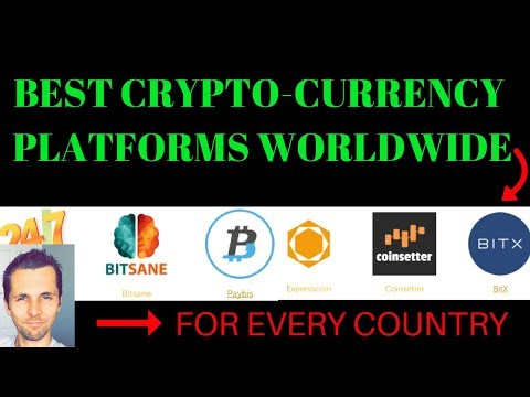 Best Cryptocurrency Exchanges For All Countries - Platforms to Buy Bitcoin & Crypto