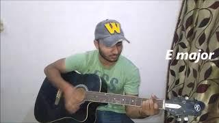 Kandhe Ka Woh Til Official Video   Guitar Chords   Sachet Tandon, Manan Bhardwaj,Kumaar Zaara Yesmin