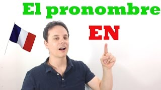 Pronombre EN en frances - Aprender frances facilmente con OhlalaLingua