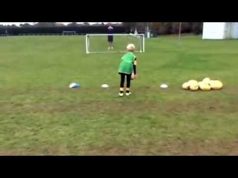 Eshelby Leisure - October holiday camp rugby crossbar challenge - Australia
