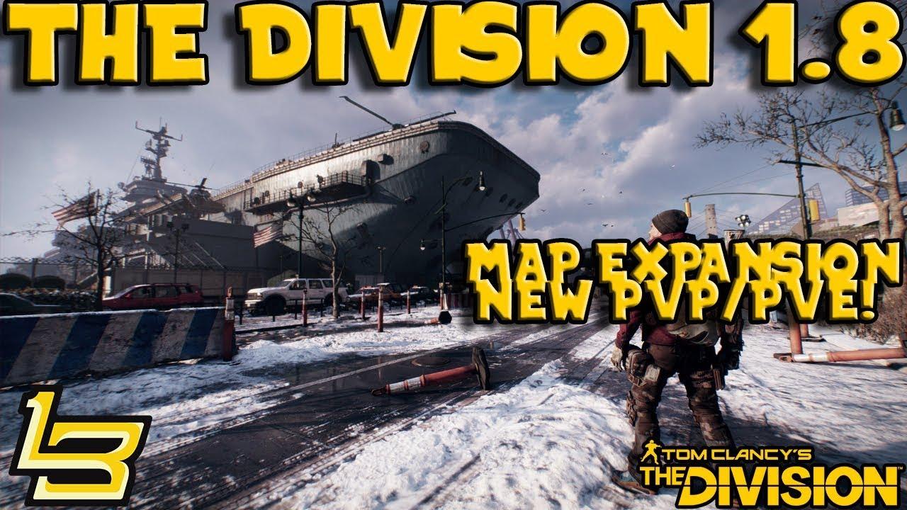 Sanhok Map Teaser Trailer: 1.8 Teaser Trailer! (The Division) MAP EXPANSION!