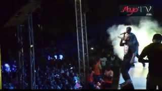 Stamina & Young Killer - Jana na leo Fiesta Shinyanga Sept. 12 2014
