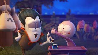 Фото Funny Animated Cartoon | Spookiz | Cula The Wolverine! | 스푸키즈 | Videos For Kids