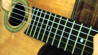 Cours de guitare - The Eagles : Hotel California « INTRO » (3/4) ...C, G, Am7...