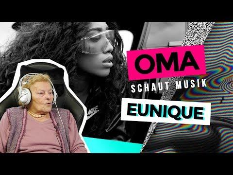 Oma schaut Musik - Eunique