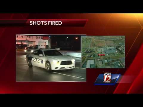 Winston-Salem Police investigating shots fired