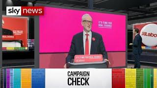 Campaign Check: The Labour manifesto