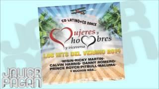 Andy & Lucas ft Jose De Rico   Si Unas Palabras Bastan