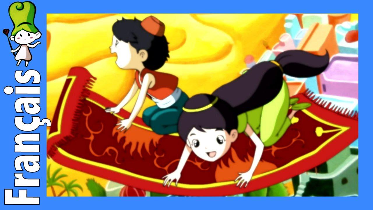 Aladin Et La Lampe Magique Contes Pour Enfants Fr Bedtimestory Tv
