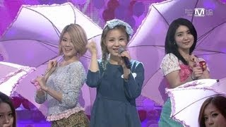 LEE HI 이하이 IT 39 S OVER MCountdown_1st Place Award