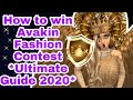 How to have gold fashion star badge in Avakin Life explained *step by step 2020*